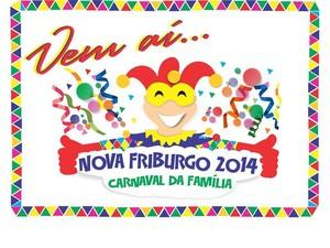 Carnaval promete animar friburguenses e turistas (Foto: Divulgação)