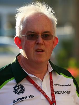 Finbarr O'Connell - GP de Abu Dhabi - 22/11/2014 (Foto: Getty Images)