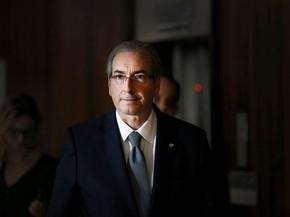 Eduardo Cunha, em foto de julho de 2015 (Foto: Dida Sampaio/Estadão Conteúdo)