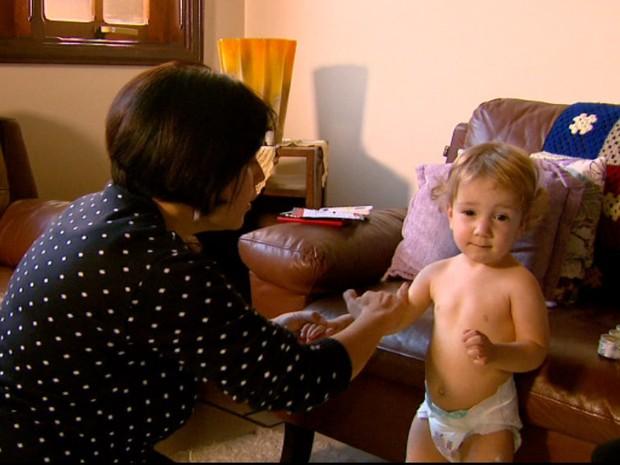 Novo repelente pode ser usado em bebês (Foto: Rodrigo Sargaço/EPTV)