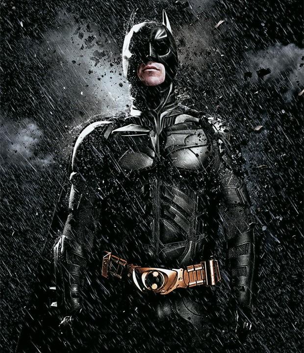 ADEUS, REVOLUÇÃO O herói alia-se à polícia para trazer a paz social de volta a Gotham City (Foto: divulgação)