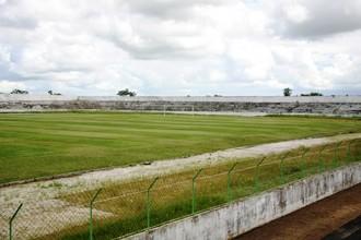 Estádio Diogão, em Bragança, tem capacidade para seis mil torcedores (Foto: Ray Nonato/Jornal Amazônia)