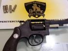 Arma de fogo é encontrada em penitenciária no Grande Recife