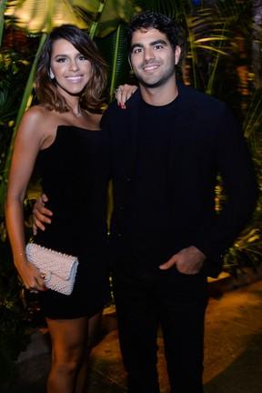Mariana Rios e o namorado, Patrick Bulus, em evento em São Paulo (Foto: Manuela Scarpa/ Foto Rio News)