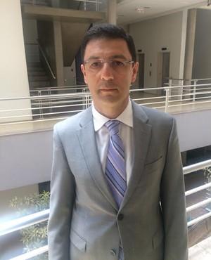 Ronaldo Piacente STJD (Foto: Marcelo Prado)