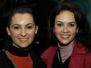 Chris Souza, de 29 anos, e Suane Borgonha, 31 anos, são fãs de Orquestra Buena Vista Social Club® featuring Omara Portuondo  (Foto: Euricles Macedo)