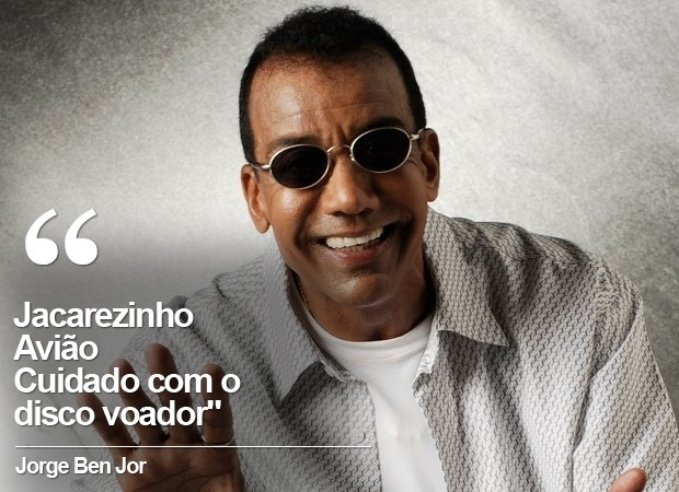 Jorge Ben (Foto: Divulgação)