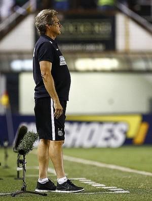 Técnico Oswaldo de Oliveira Santos Comercial (Foto: Ricardo Saibun/ Santos FC)