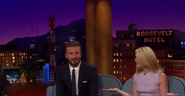 David Beckham (Foto: Reprodução/ Instagram)