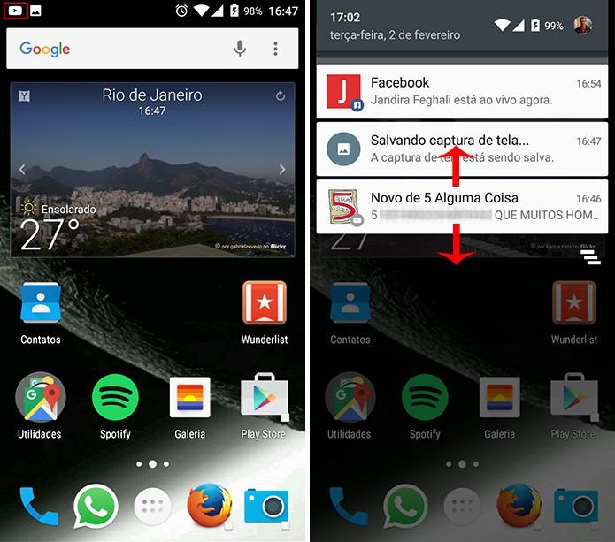 YouTube mostrara notificações quando algum canal postar conteúdo (Foto: Reprodução/Elson de Souza)
