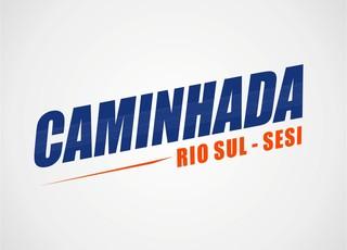 Caminhada Rio Sul-Sesi chega a cinco cidades em setembro (Foto: Arte/TV Rio Sul)