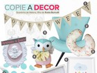 Copie a decor: Inspire-se no quartinho da filha de Rubia Baricelli