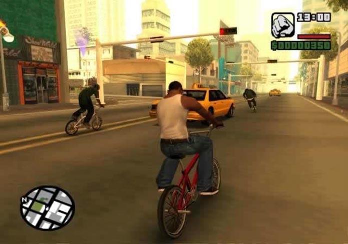 GTA San Andreas (Foto: Reprodução)