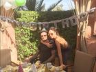 Victoria Beckham posta foto de festa de 40 anos do marido, David