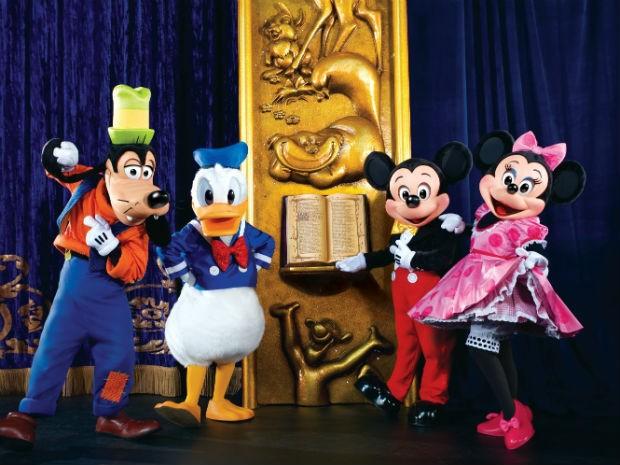 Disney Live em Curitiba (Foto: Copyright Feld Entertainment)