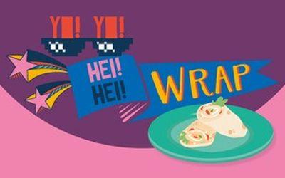 Yo! Yo! Hei! Wrap