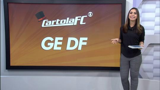 CARTOLA FC: Liga GE DF está aberta; participe