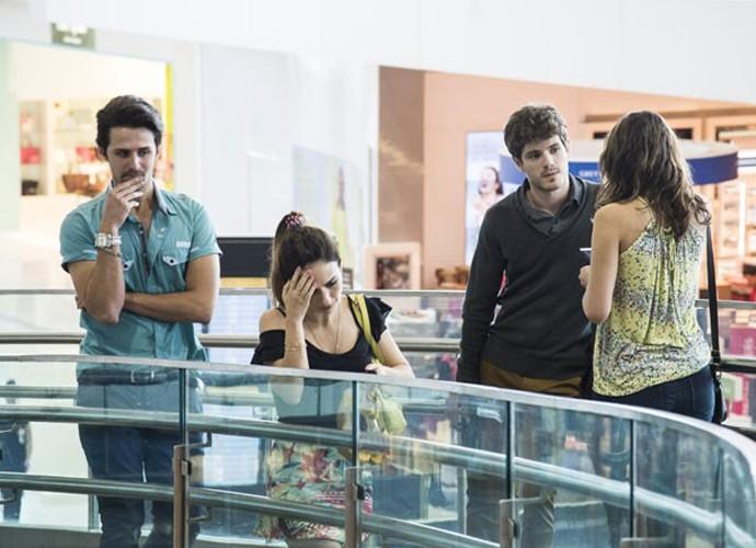Gil Coelho em cena de 'I Love Paraisópolis' (Foto: Raphael Dias/Gshow)