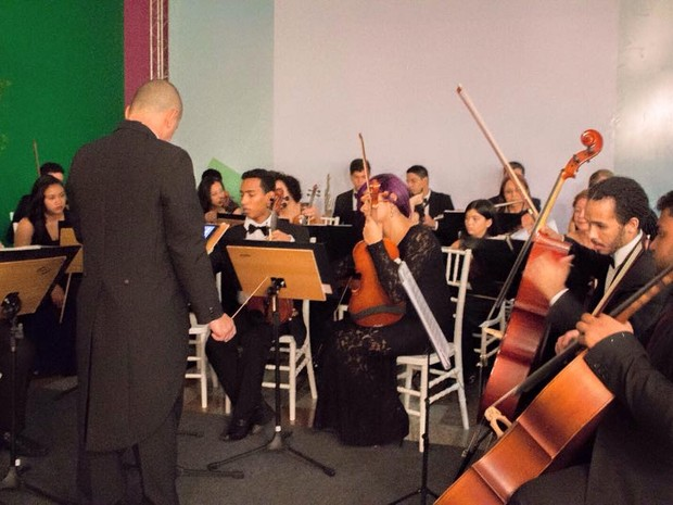 Orquestra Villa Lobos, Porto Velho (Foto: Villa Lobos/Divulgação)