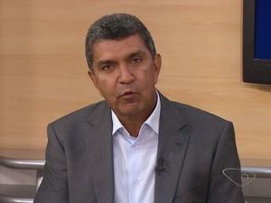 Sergio Vidigal, deputado federal pelo Espírito Santo (Foto: Reprodução/ TV Gazeta)