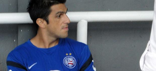 jeferson, meia do bahia (Foto: Raphael Carneiro/Globoesporte.com)