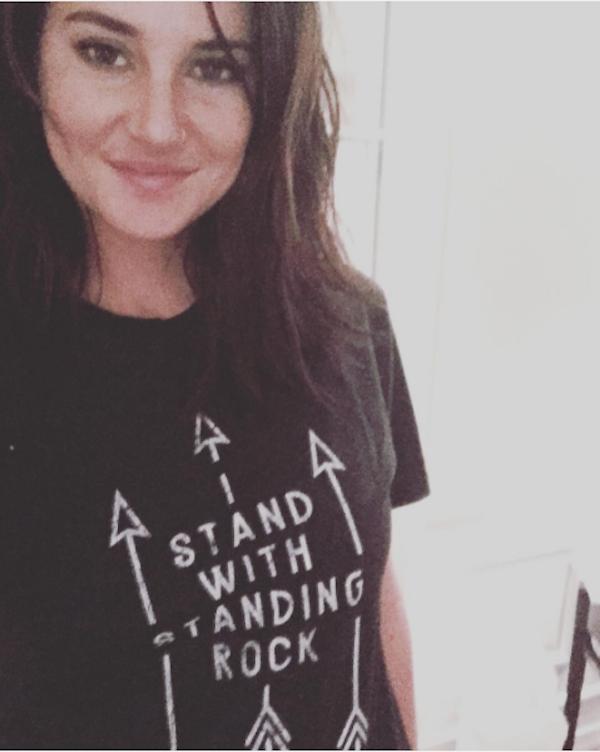 A atriz Shailene Woodley (Foto: Instagram)
