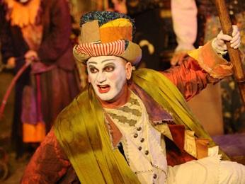 Espetáculo O Desejado Rei Dom Sebastião, no Janeiro de Grandes Espetáculos (Foto: Divulgação / Rui Pitaes)