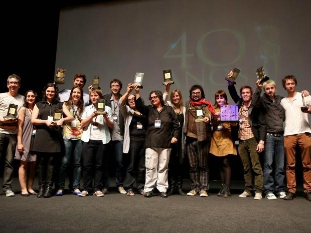 Premiados Gramado (Foto:  Edison Vara/Pressphoto)