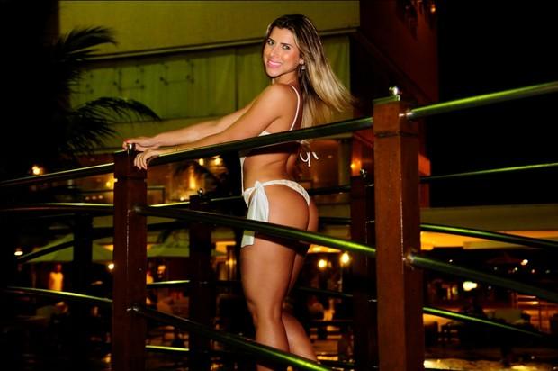 Ana Paula Minerato (Foto: Lele Fantim e Julio Caesar )