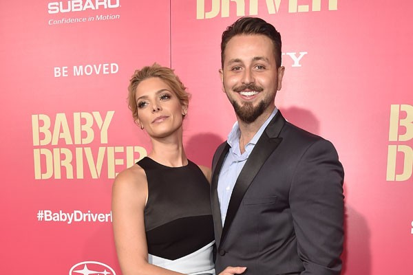 Ashley Greene e Paul Khoury (Foto: Getty Images)