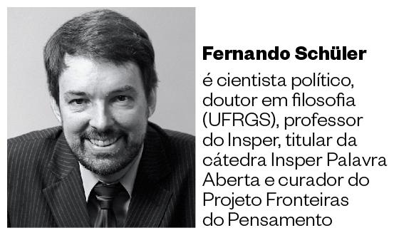 Fernando Schuler (Foto: Arquivo pessoal )