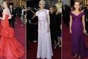 Veja o estilo das estrelas no tapete vermelho do Oscar