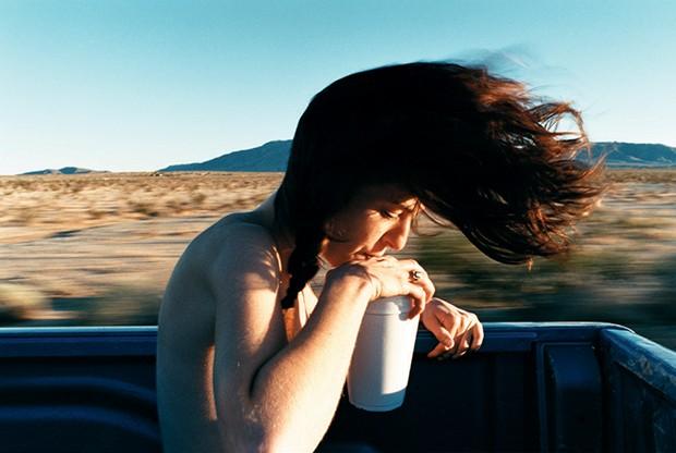 Dakota Hair (2004), de Ryan McGinley (Foto: Greg Reynolds, Izumi Miyazaki, Ryan Mcginley/cortesia Team Gallery, Leigh Ledare/cortesia Guido Costa Projects, Divulgação, Josh Olins)