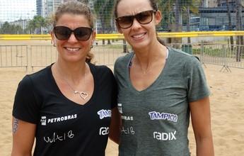 Larissa e Talita conquistam temporada do Circuito Brasileiro em Fortaleza