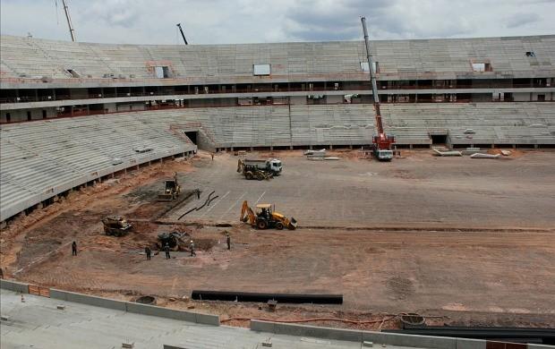 Arena da Amazônia, Manaus (Foto: Adneison Severiano)