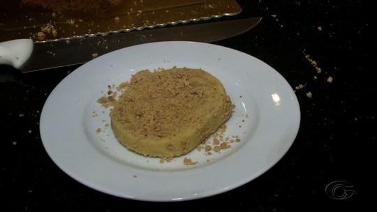 Receitas Juninas: saiba como preparar um 'Bolo de rolo com creme de milho e paçoca'
