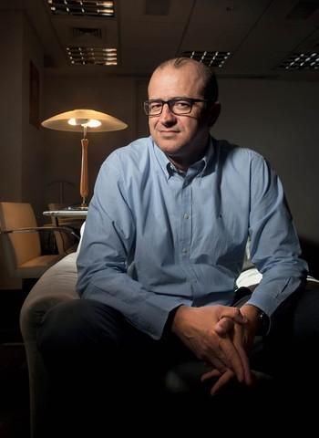 """Marcelo Castelli, o CEO da Fibria, prefere as consolidações para crescer: """"É o melhor para a geração de valor"""", diz (Foto: Fabiano Accorsi)"""