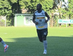 Seedorf treino Botafogo (Foto: Thales Soares / globoesporte.com)