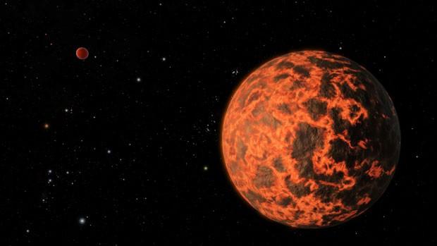 Exoplaneta (Foto: Nasa/Reuters)