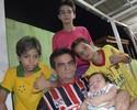 Copa do Mundo: Amapaense dá nomes de craques a filho e aos netos