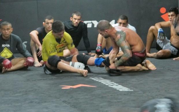 MMA Paulo Thiago (Foto: Ivan Raupp)