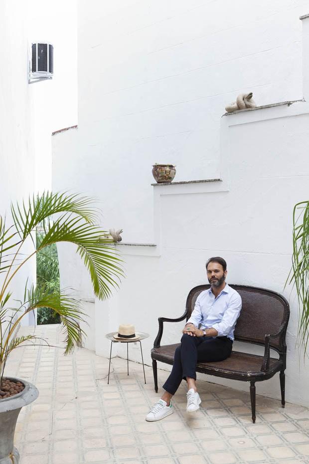 Editorial Jean Michel Ruis (Foto: Filippo Bamberghi)