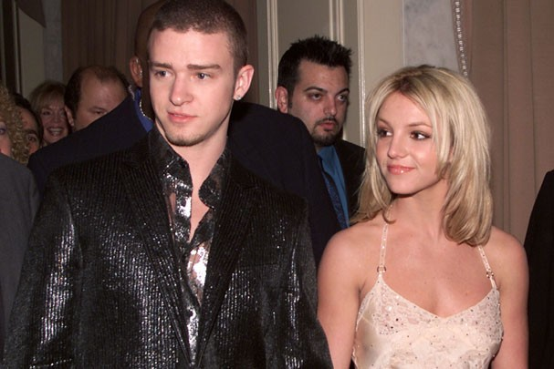 Justin Timberlake e Britney Spears (Foto: Getty Images)