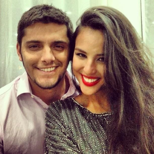 Bruno Gissoni e Yanna Lavigne (Foto: Instagram / Reprodução)