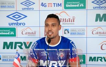 Edigar Junio mira sequência como titular por 2º turno diferente no Bahia
