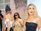 Kendall Jenner, Kim e Khloe Kardashian causam tumulto nos EUA