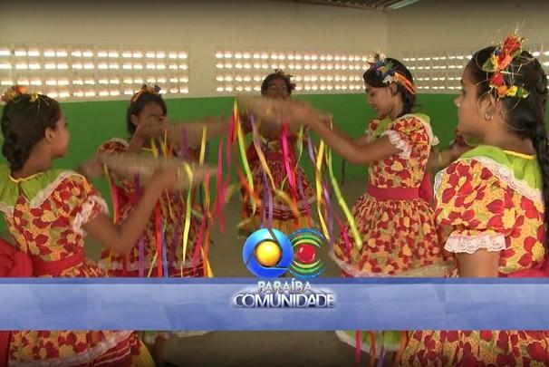 Paraíba Comunidade Caminhos do Frio (Foto: Reprodução/TV Cabo Branco)