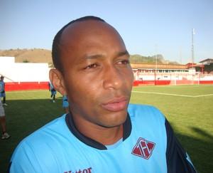 Francismar Tombense (Foto: Bruno Ribeiro)