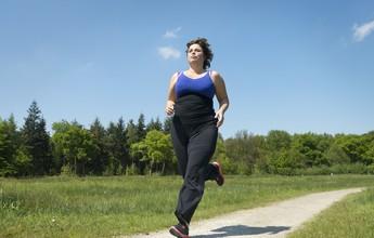 Estar acima do peso não vai te impedir de correr, mas exigirá alguns cuidados