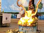 Fiéis celebram 300 anos de Nossa Sra. Aparecida; veja programação